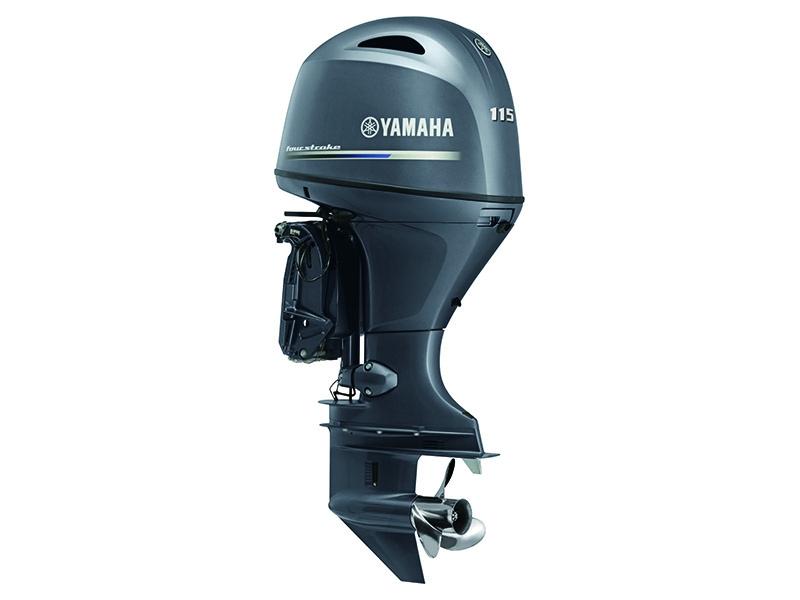 YAMAHA - F115BETX/FL115BETX